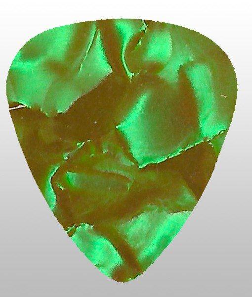 Groen Vintage Plectrums