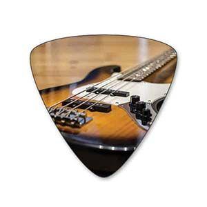 Eigen bass plectrums - Enkelzijdig