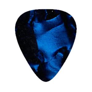 Vintage Plectrums - Blauw