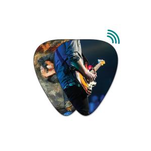 NFC gitaar plectrums