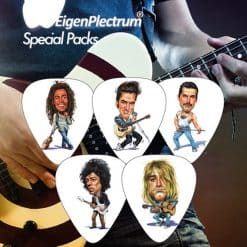 Plectrum Pack - Karikaturen 1