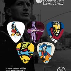 Plectrum Packs - Herman Brood