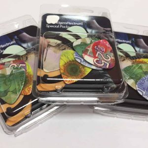 Plectrum Packs - Gulden