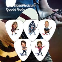 Plectrum Packs - Karikaturen 2
