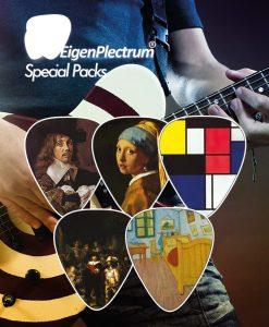 Hollandse Meesters - Gitaar Plectrum Pack