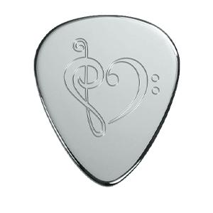 Zilveren Plectrum - Muziekhart